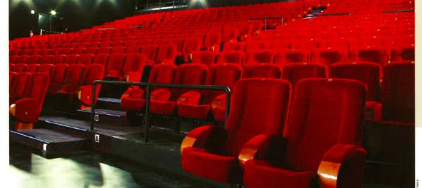 """Article dans """"Le FIlm Français"""" sur l'accéssibilité des cinémas"""
