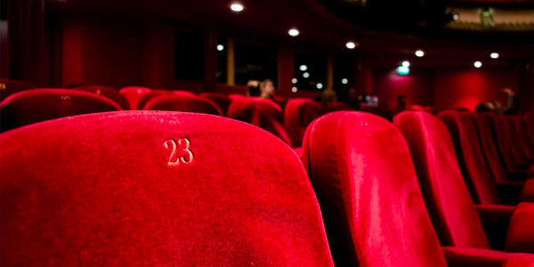 Fauteuil salle cinéma