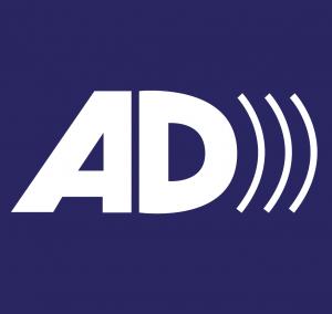 Dans cet article intitulé comprendre la VAD en 2021, vous trouverez des informations tirées du Guide de l'Audiodescription, instauré par le CSA. Les informations de cet article mettront en évidence des ressources sur la qualité, l'immersion, la description, l'écriture, les voix, le son, l'évaluation, la formation, le matériel, la rémunération et les droits d'auteurs. L'image représente le logo de l'audiodescription, c'est l'image qui représente l'audiodesription.